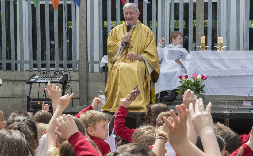 St Gildas' School Centenary Mass gallery