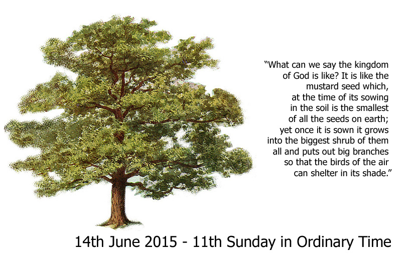 Notices – 14th June 2015